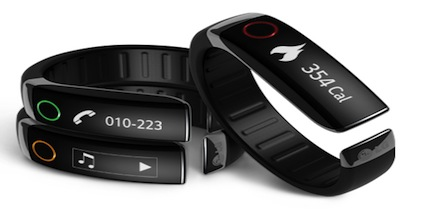 Lifeband Fitness Tracker:Smartwatch