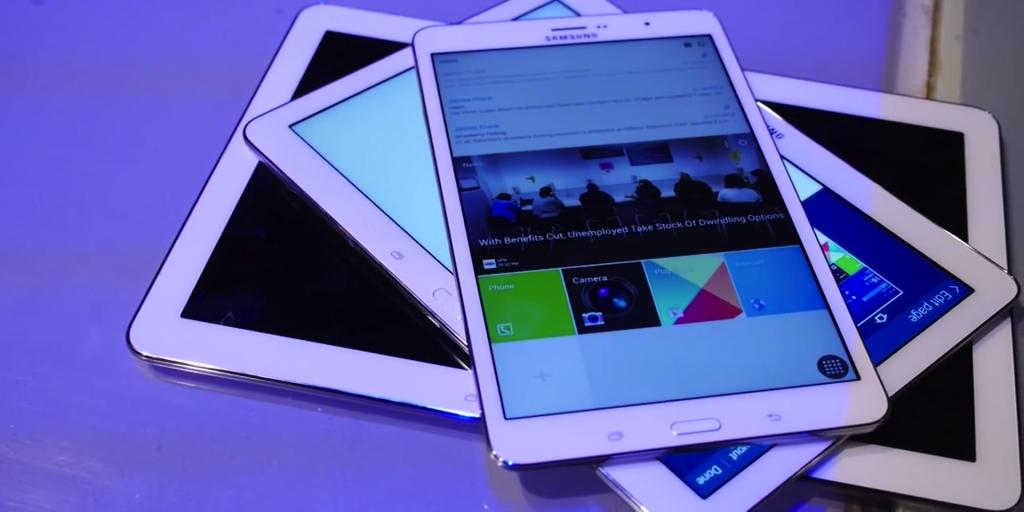 Samsung NotePRO 12.2, TabPRO 12.2, TabPRO 10.1, and TabPRO 8.4