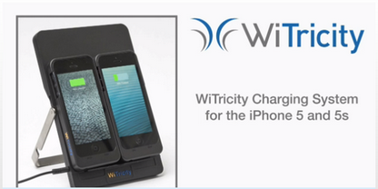 WiTricity Wireless Charging System for iPhone 5:5s